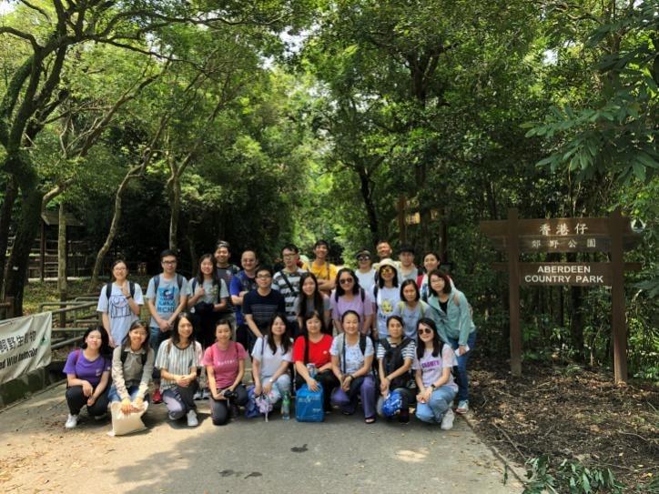 2018年生態學習體驗